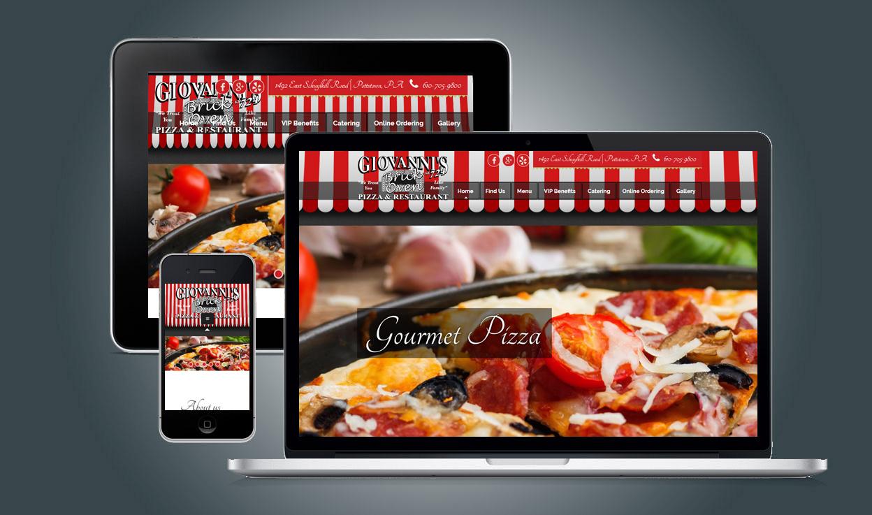 Giovanni's Pizza & Restaurant